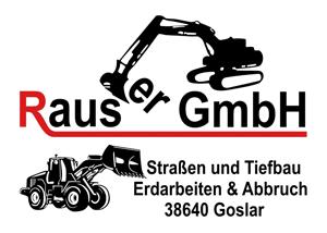 Rauser Tief- und Straßenbau GmbH - Logo